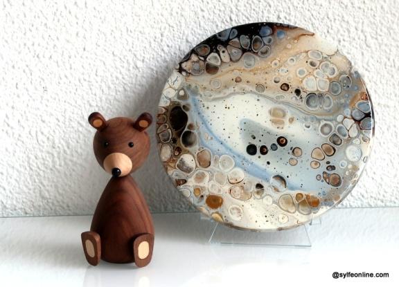#0079 Baby bear (01/2019) - @sylfeonline